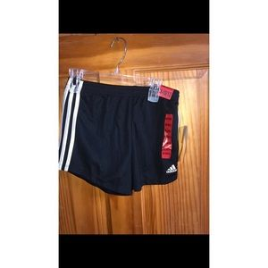 NWT Kids athletic adidas shorts